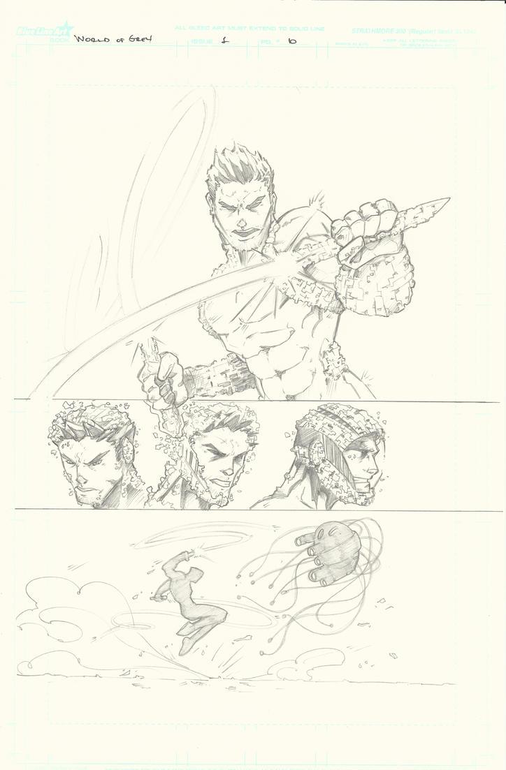 World of Grey page 10 by BrianVander