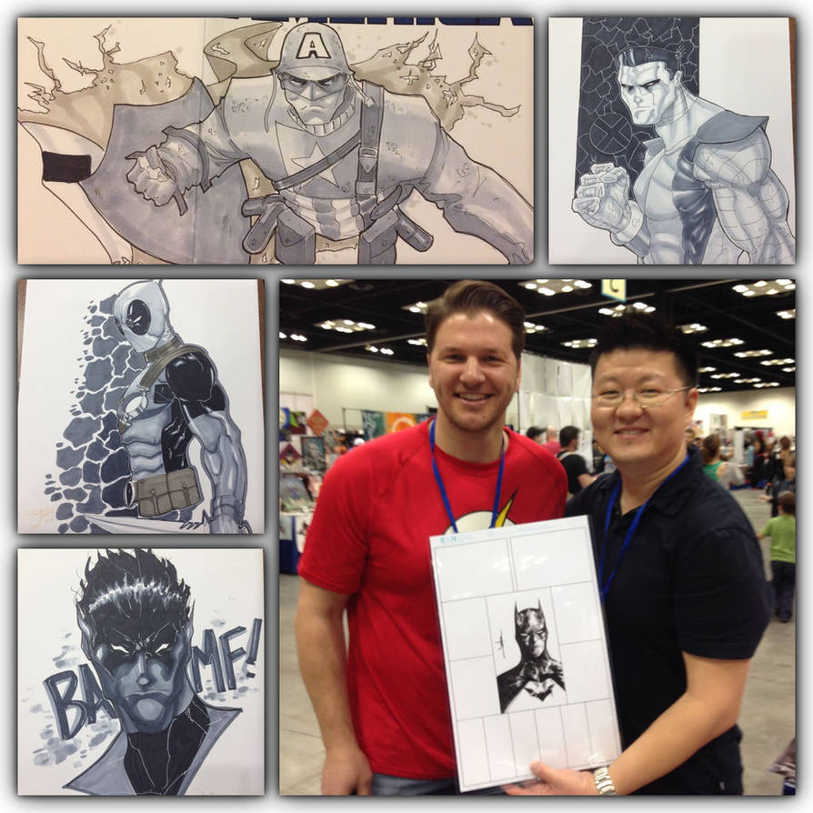 Indiana Comic Con 2015 in Pictures part 1 by BrianVander