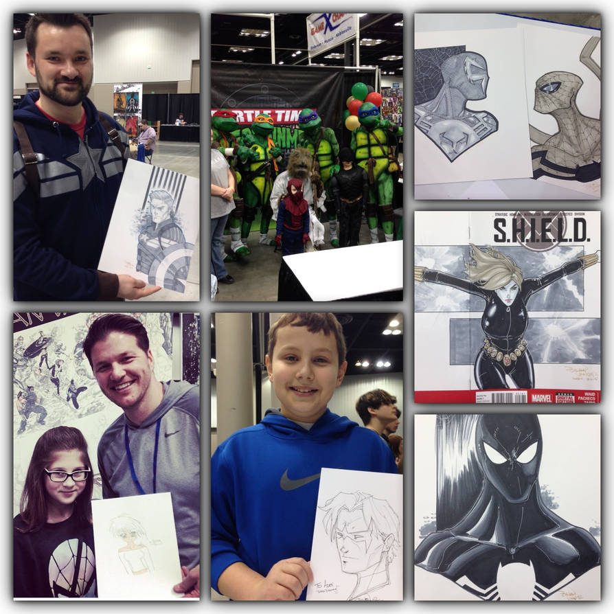 Indiana Comic Con 2015 in Pictures part 3 by BrianVander