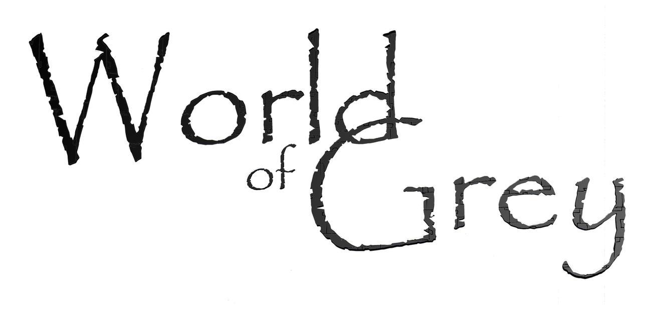 World of Grey logo VER2 copy by BrianVander