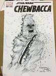 Chewbacca C2E2 2016 Show Commission