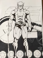 Panthro Thundercats   Heroes Con 16 commission by BrianVander