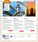 Aigen - website layout