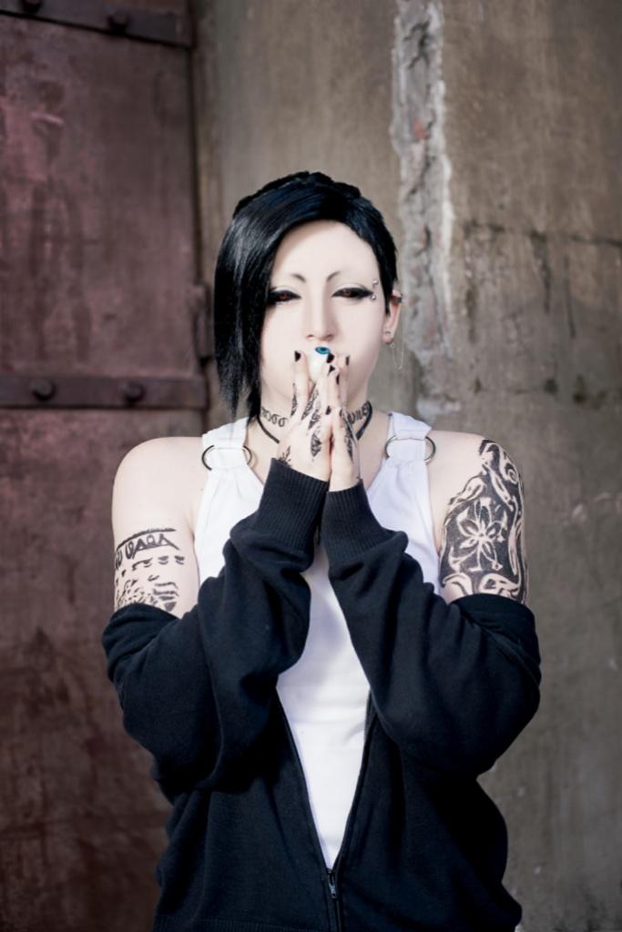 Uta Tokyo Ghoul cosplay by sorakazumayasuhika on DeviantArt
