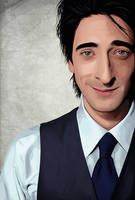 Adrien Brody by ElectraSinclair