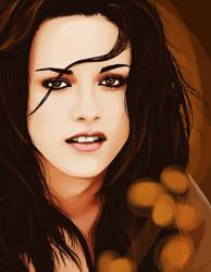 Kristen Stewart by ElectraSinclair