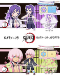 [CLOSED] [TYSM] [SP] KNY ADOPTABLES VII (0/2) ~