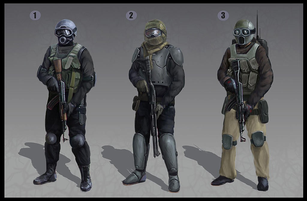 Force Character Design Pdf : Special force character design by lmorse on deviantart