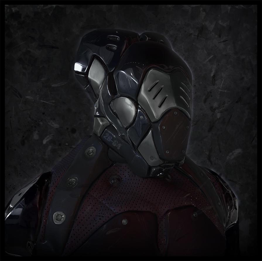 Cybernetik Alien Monster Design 2 By LMorse On DeviantArt