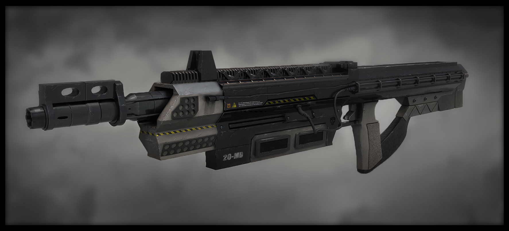 Real Futuristic Weapon...