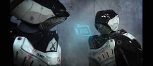 Citizen patrol cyberdroid