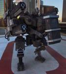 Union Defender mech - 44