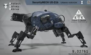 SecurityMECH UD-21b by LMorse