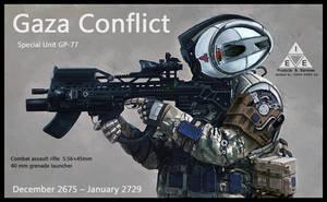 Special unit WW 2675-2729 by LMorse