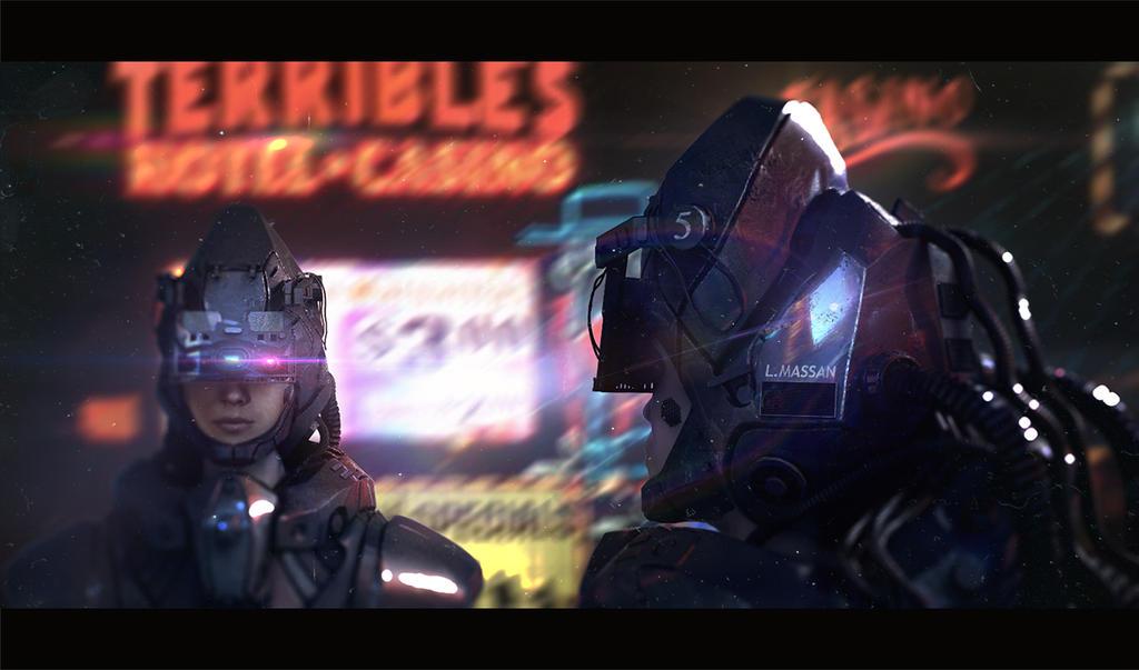 Vegas patrol by LMorse
