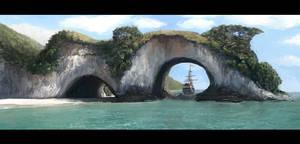 Eagle eye island