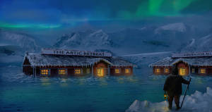 The artic retreat by LMorse