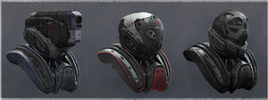 Bot Helmet Design