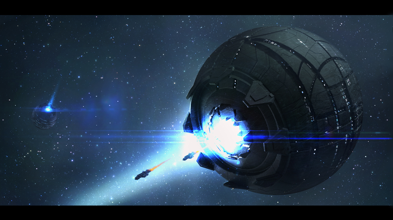 super orbital station by LMorse on DeviantArt