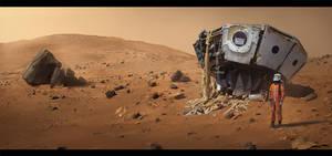 abandoned 'Mars'