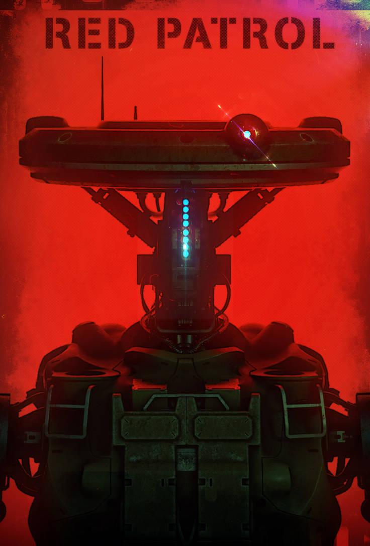 RED PATROL by LMorse