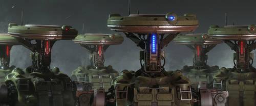 Multibotface by LMorse