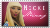 nicki minaj stamp 1 by thepowerofmusic