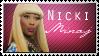 nicki minaj stamp 1 by thepowerofmusic