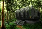 Minecraft Jungle Temple