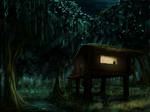 Minecraft Witch Hut