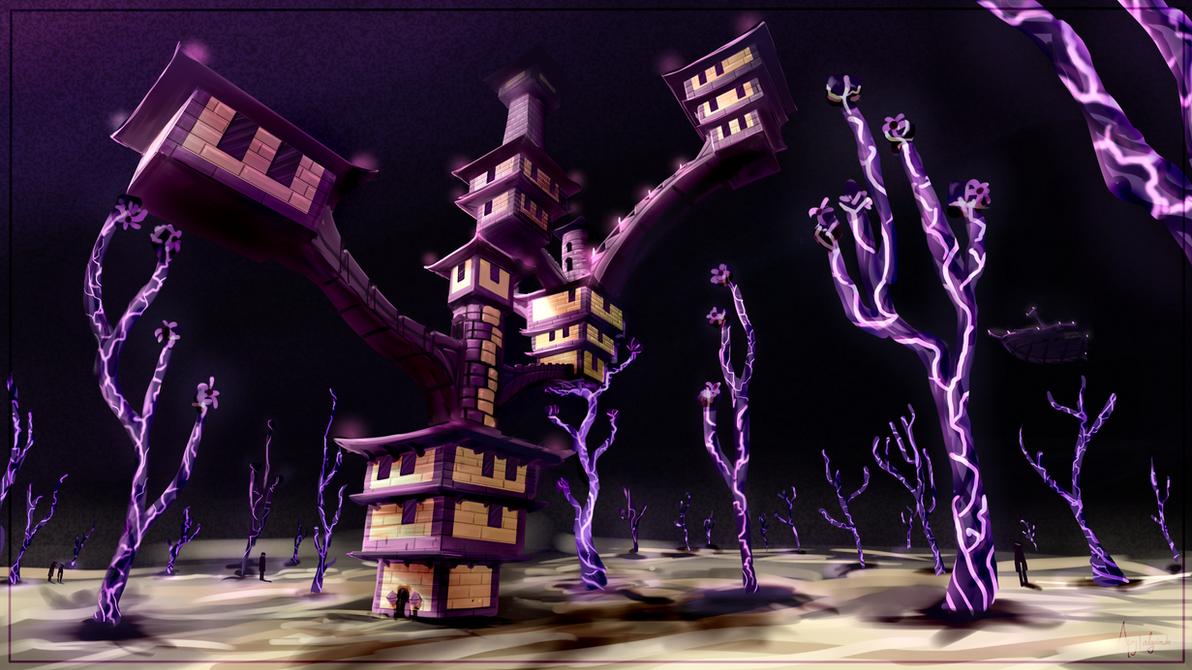 Minecraft end city 19 by algoinde on deviantart minecraft end city 19 by algoinde sciox Gallery