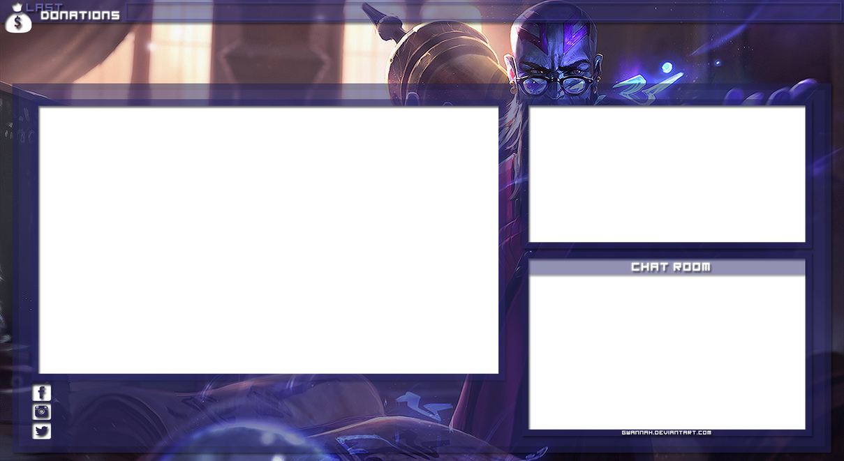 How to get chat on twitch overlay