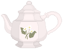 Teapot by AlbinoSeaTurtle
