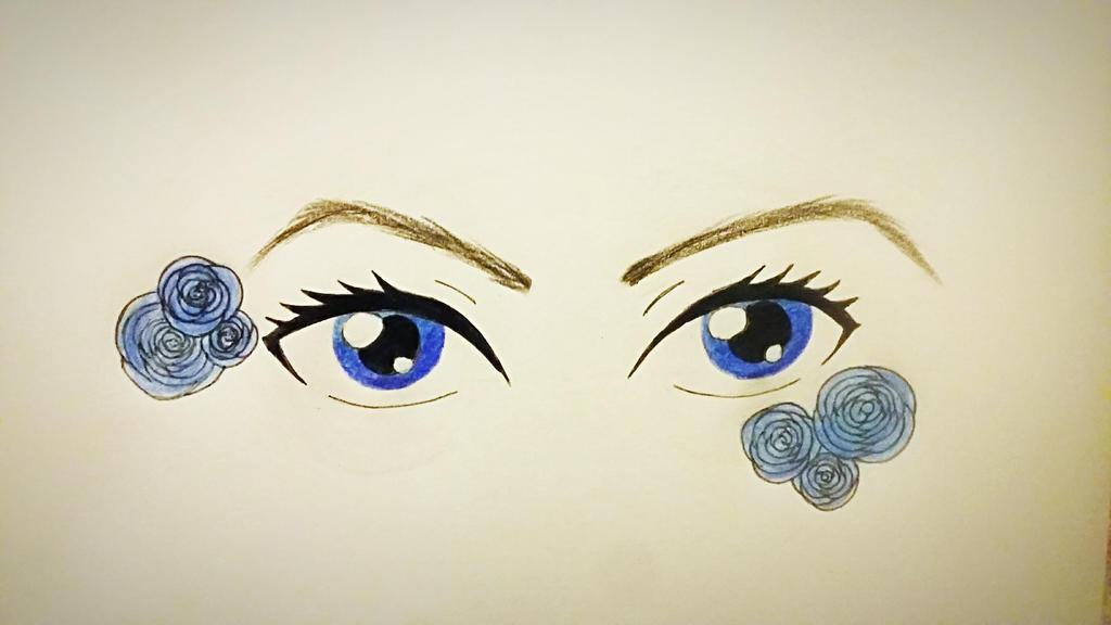 Blue innocence by lightningstrike2419