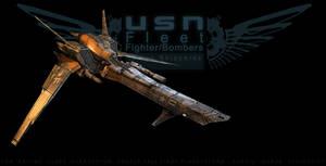 AFF:Fighter - Katana Interceptor by ikarus-tm