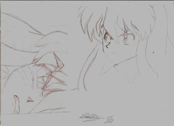 Inuyasha by Eclipse243