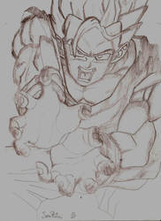 Gohan by Eclipse243