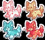 [low-price 10points ]CLOSECheap Feline adopts 4/4