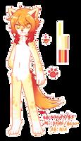 |CLOSE Auction|SB 500pts/$5 Adopt Chibi Furry by RenAyumeArts
