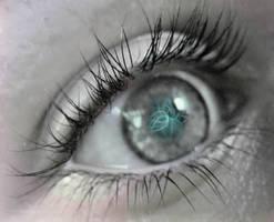 Eye of a Fallen Angel by alphabitsNpieces