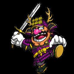 Samurai Wario