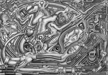 Nightmare panel. by DarrellBurnett