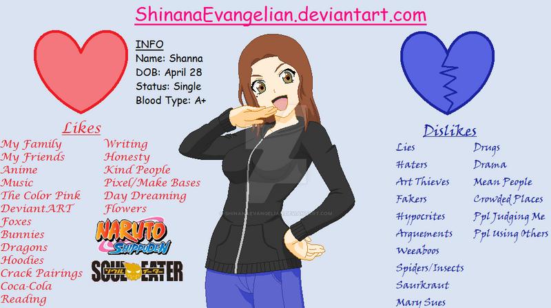 ShinanaEvangelian's Profile Picture