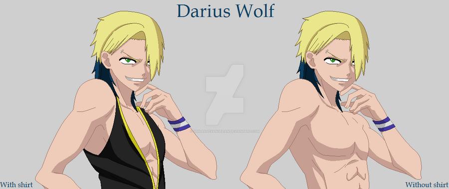 Darius-Shizuko's Former Weapon Partner by ShinanaEvangelian