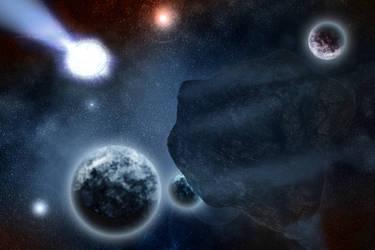 Space Alchemy-The White Dwarf by Minato999