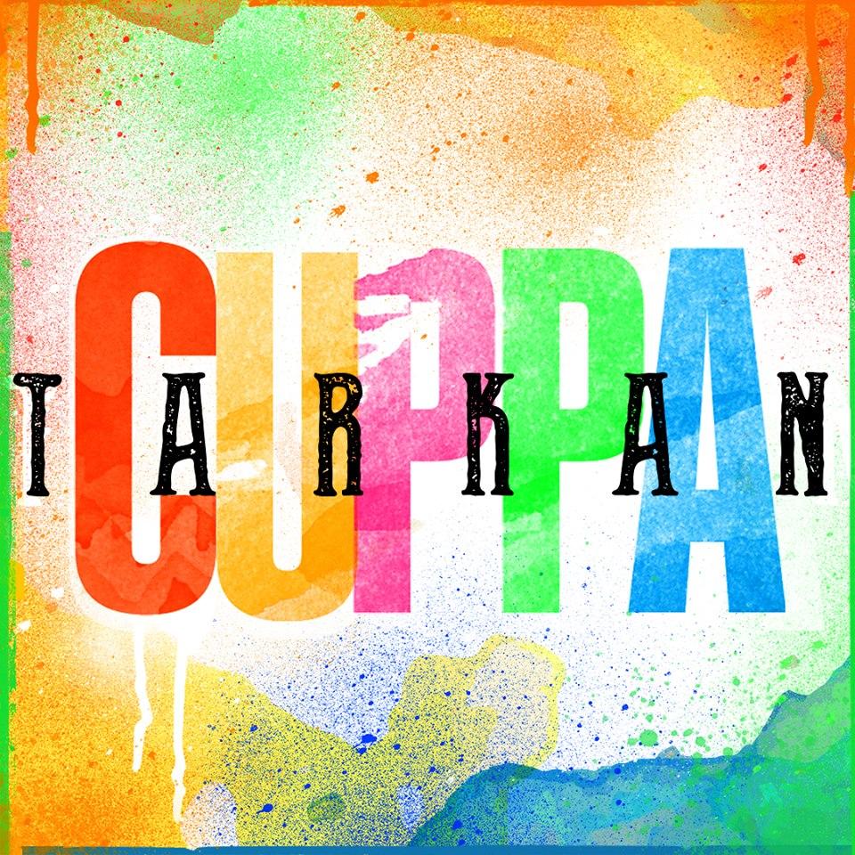 Tarkan | Cuppa | Album Cover - 2016 by Tarkanistan