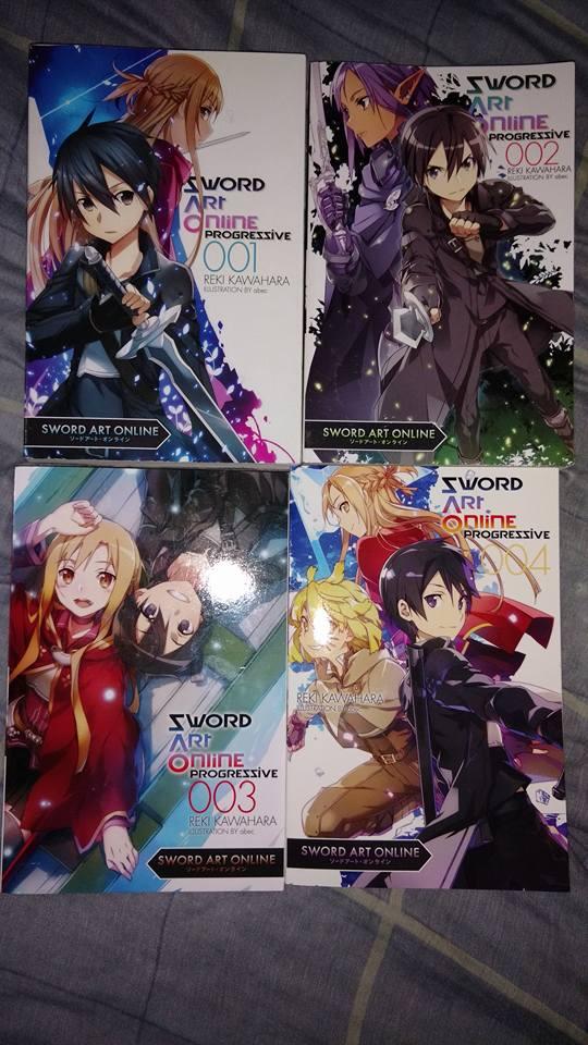 Sword Art Online Progressive by shanejayell