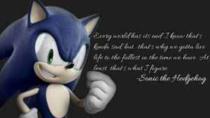 Sonic the Hedgehog Quotes (2)