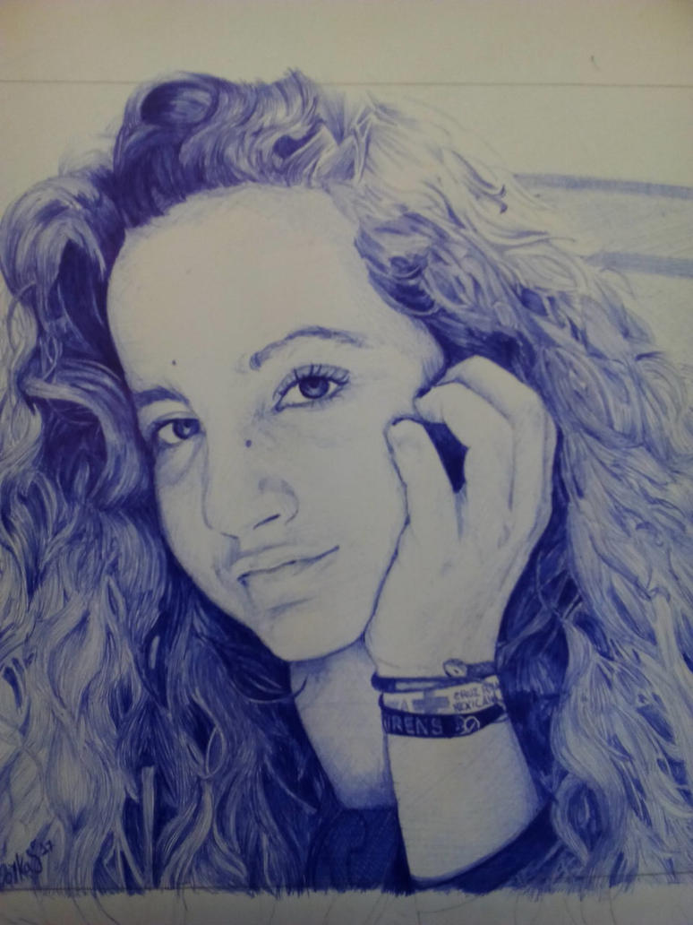 Curly  by moykas