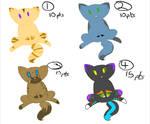 Cute Chibi Adoptables